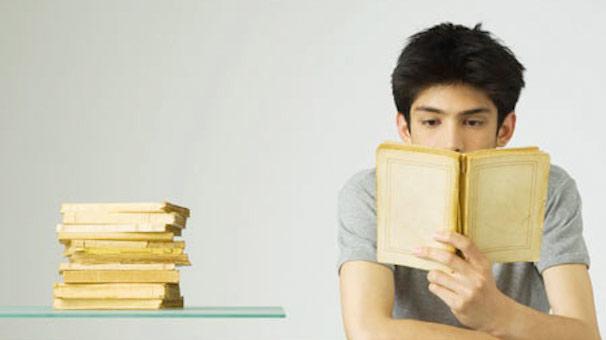 """Üniversite öğrencileri """"kitap"""" okuyarak yarışacak"""