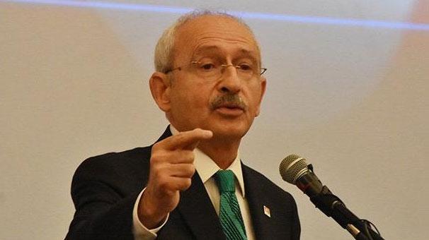 CHP Genel Başkanı Kılıçdaroğlu'na 100 bin TL'lik dava