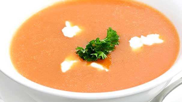 Enfes domates çorbası tarifi