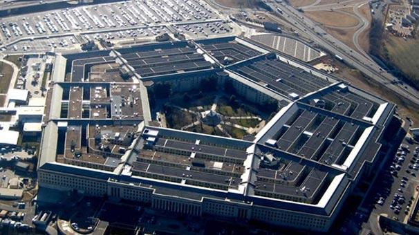 Son Dakika: Pentagon teröre destek için silah istedi!