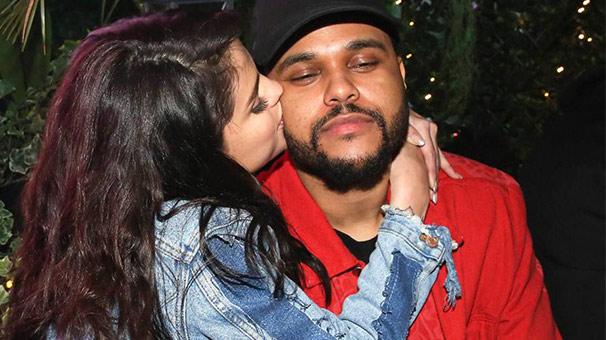 The Weeknd aşk acısı çekiyor!