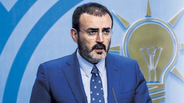 AK Parti Sözcüsü Ünal: Suriye'de çözüm için her eylemin yanındayız