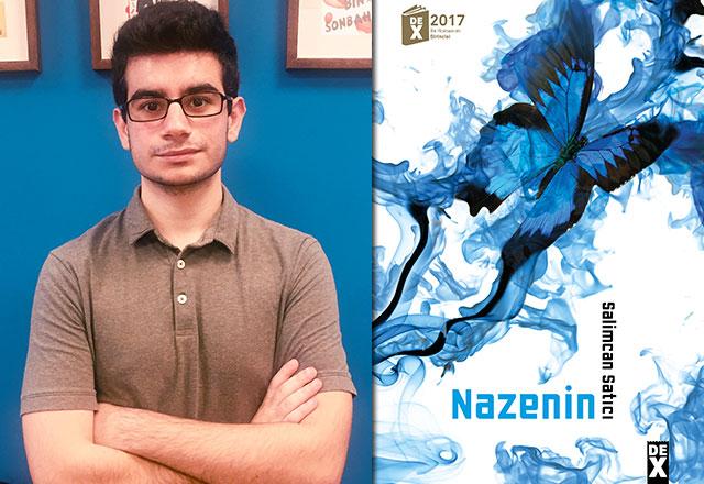 Salimcan Satıcı yazarlık kariyeri ve 'Nazenin'i anlattı
