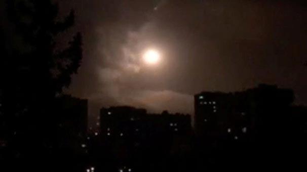 Son dakika: Suriye'de sıcak gelişme! Füzeler etkisiz hale getirildi