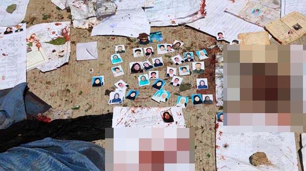 Afganistan'da vahşet! Onlarca insanı katlettiler...