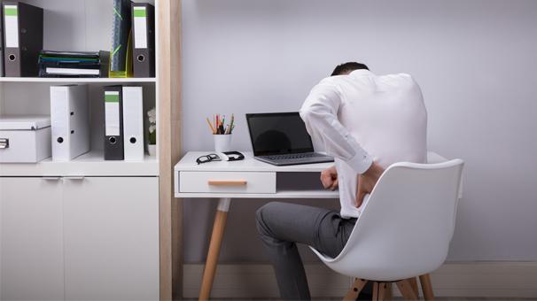 Ofis çalışanları ağrı sorunları için neler yapmalı?