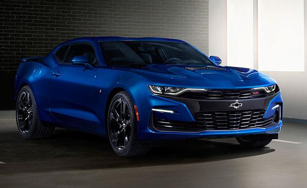 Chevrolet Camaro 2019'da tanıtılacak!