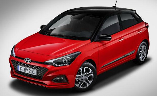 Hyundai Assan i20 makyajlı olarak üretime başladı