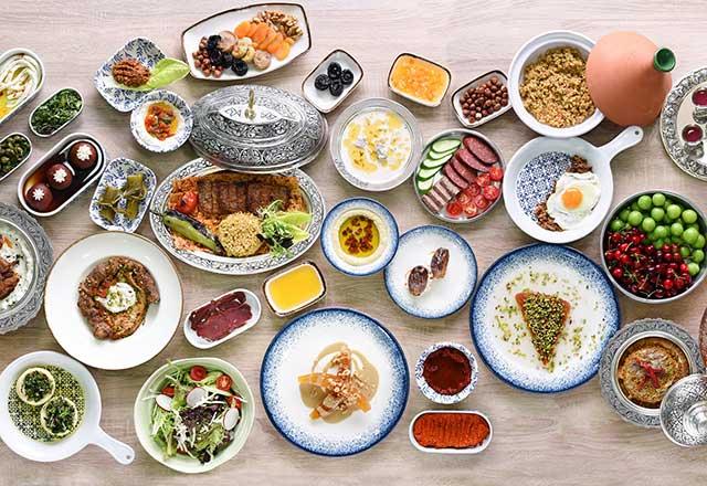 Lokanta Nevnihal'dan Ramazan özelmenüsü