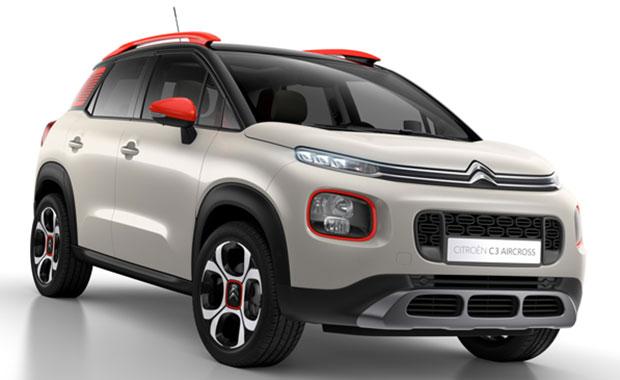 2018'in en iyi otomobili Citroen C3 Aircross  seçildi
