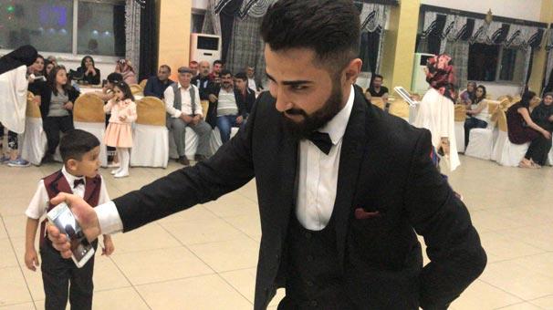 Almanya'daki gelin, Diyarbakır'daki düğününe 'görüntülü' katıldı
