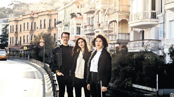 Arnavutköy'de 'hayaletler' dolaşıyor