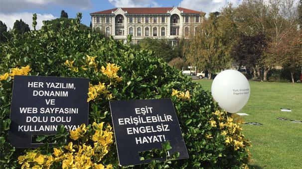 """Boğaziçi Üniversitesi'ne YÖK'ten """"Engelsiz Üniversite Ödülü"""""""