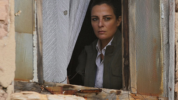 Lesli Karavil, 'Savaşçı'da