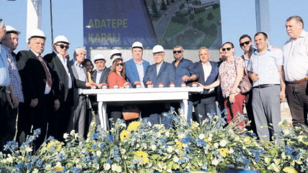 Pazaryeri, Adatepe'ye çok yakışacak