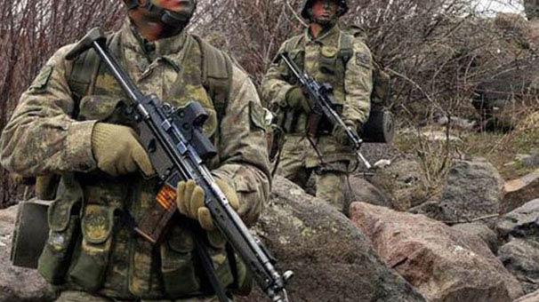 TSK: Nusaybin'de 2 terörist etkisiz hale getirildi