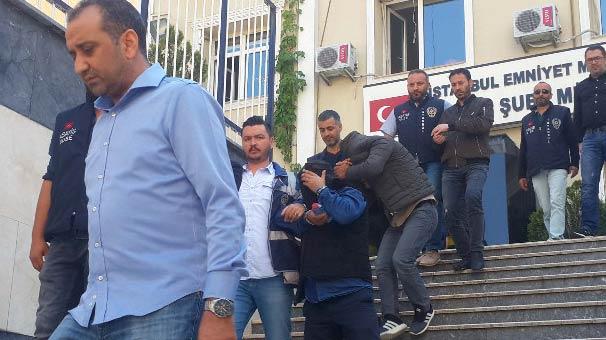Yaşlıları dolandırmaktan adliyeye sevk edilen 9 kişi tutuklandı