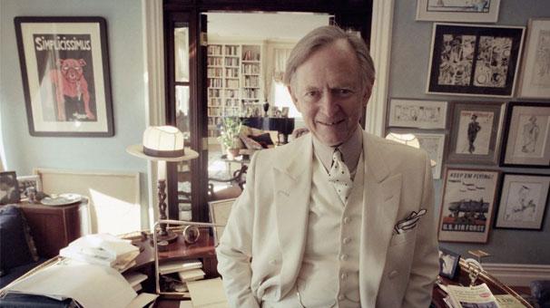 Yazar Tom Wolfe hayatını kaybetti