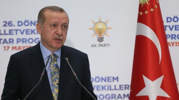 Son dakika:  Cumhurbaşkanı Erdoğan, yaşadığı duygusal diyaloğu bu sözlerle anlattı