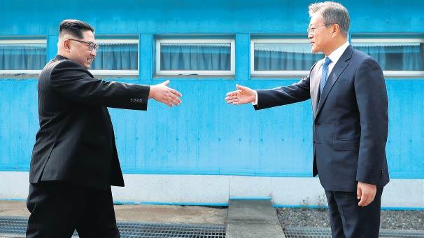 İki Kore'nin ilişki durumu karışık!