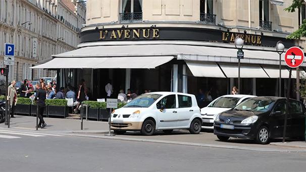 Son dakika... Paris'in ünlü restoranından büyük ırkçılık!