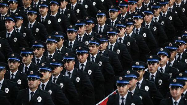 Son dakika... 25 bin 500 polis adayı alınacak