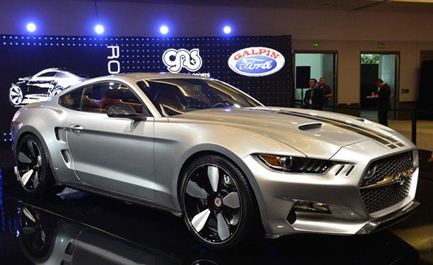 Ford Mustang'in yeni modeli: VLF Rocket V8