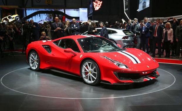 Ferrari, 488 Pista modeli ile yollara çıkmaya hazırlanıyor!