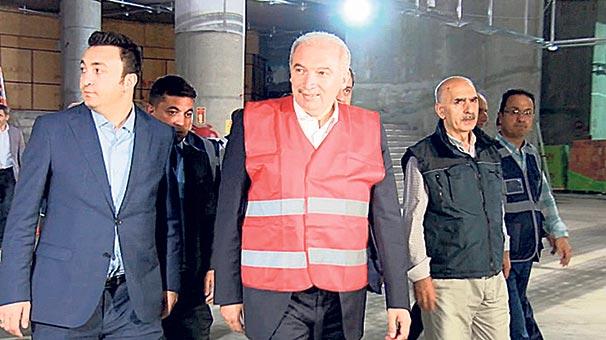 Mahmutbey metrosu yıl sonu bitiyor