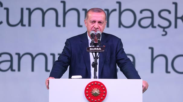 Cumhurbaşkanı Erdoğan'dan yerli otomobil paylaşımı