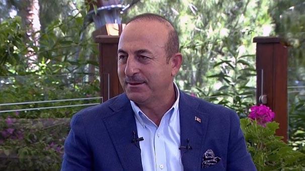 Bakan Çavuşoğlu'ndan kritik Münbiç açıklaması