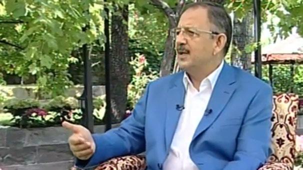 Bakan Özhaseki'den 'imar barışı' açıklaması