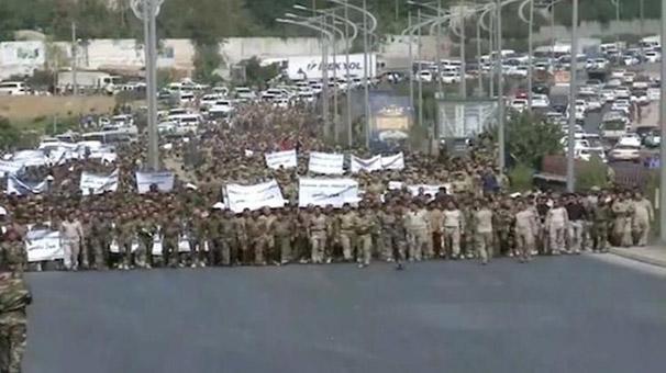 Son dakika: Barzani şokta! Peşmerge sokağa döküldü
