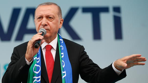 Cumhurbaşkanı Erdoğan müjdeyi verdi: Yakında başlıyoruz