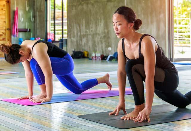Bikram yogayı denemeniz için 6 neden