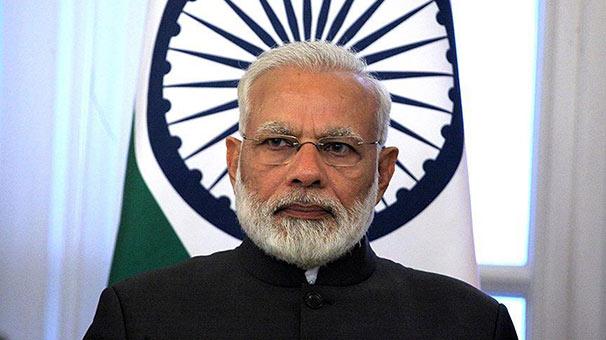 Hindistan Başbakanı Modi'den yoga videosu