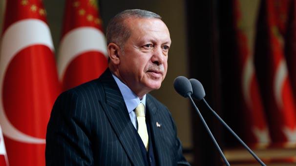 Son Dakika... Cumhurbaşkanı Erdoğan: Kendi alanında ülkemizin bir numarası olacak