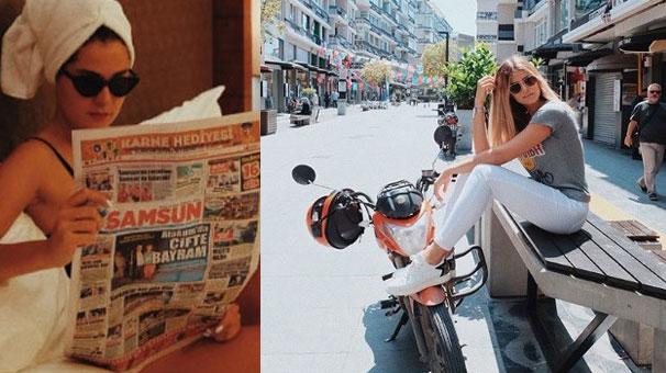 Ünlü Rus kadın bloggerlar, Samsun'u tanıtıyor