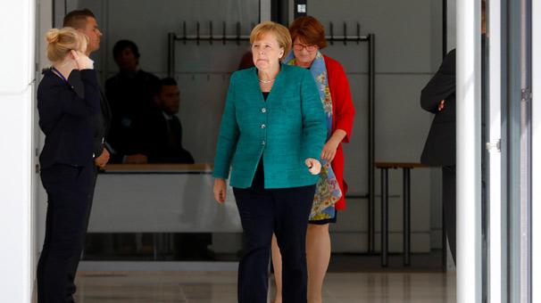 Almanya'da hükümet çatlağı