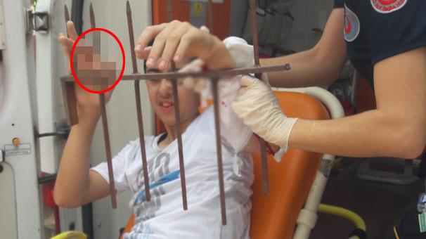 Ekipler bile bakamadı! Hastaneye böyle getirdiler