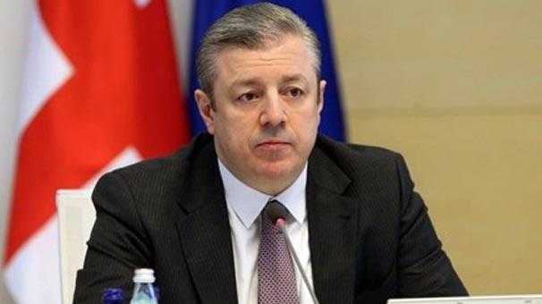 Gürcistan Başbakanı Kvirikashvili istifa etti
