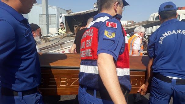 Osmangazi Köprüsü girişinde korkunç kaza