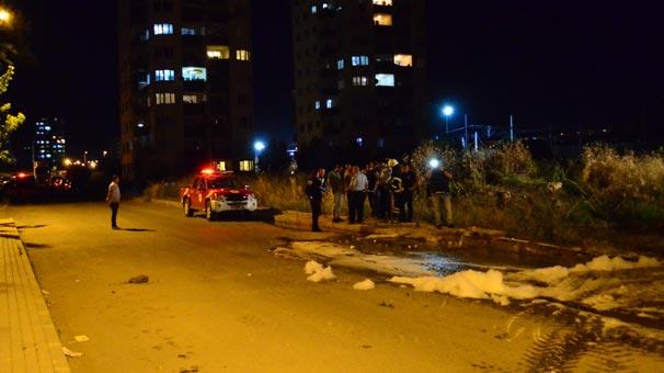 Tekirdağ'da esrarengiz olay! Mahalleli sokağa döküldü