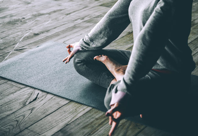 Yoga Vakfı'ndan yoga severlere minik bir hediye