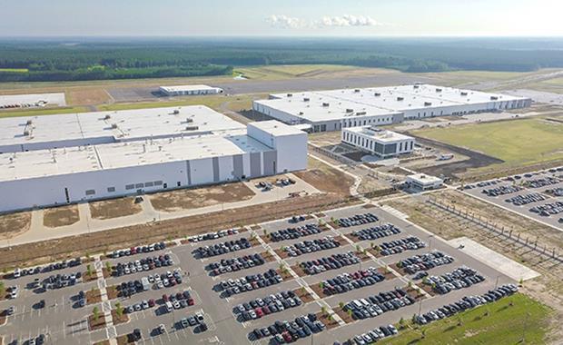 Volvo, ilk fabrikasını ABD'de açtı