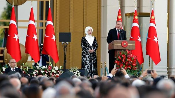 Külliye'de tarihi gün! Başkan Erdoğan: Cumhuriyeti şahlandıracağız