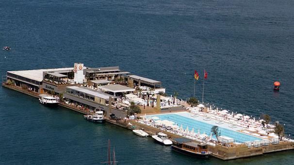 Son dakika: Ve bir dönemin sonu! Galatasaray Adası yıkılıyor!