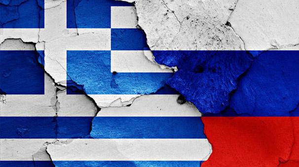 Son dakika... Yunanistan, Rus diplomatları sınır dışı ediyor