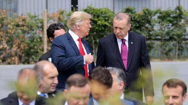 Son dakika: ABD basını: Trump, Erdoğan'la sohbet için Batılı liderleri ekti!
