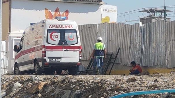 İstanbul metro inşaatında kaza: 1 işçi öldü